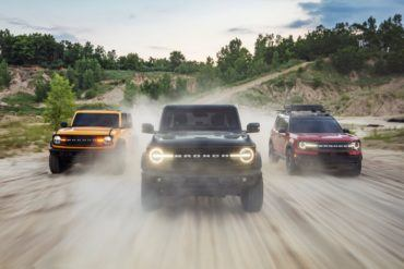 2021 Ford Bronco 21