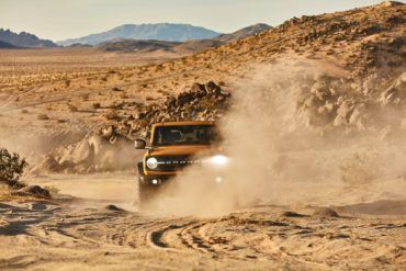 2021 Ford Bronco 3