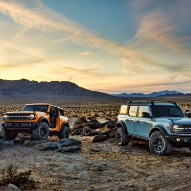 2021 Ford Bronco 5