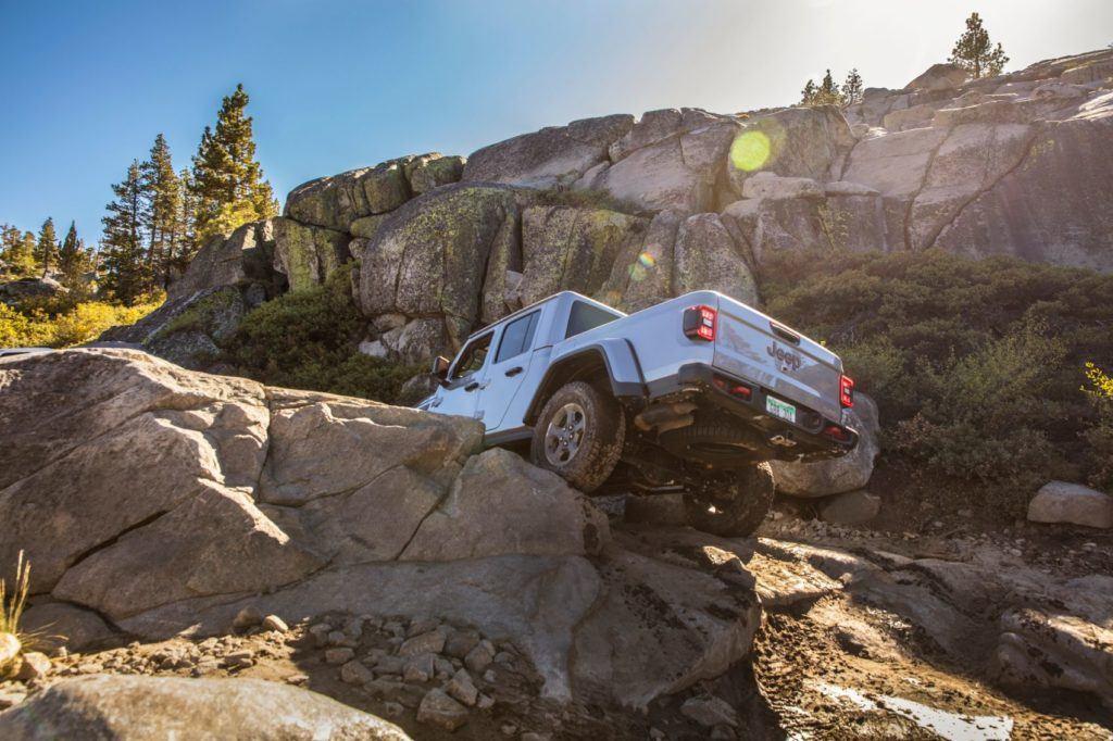 2021 Jeep Gladiator 10