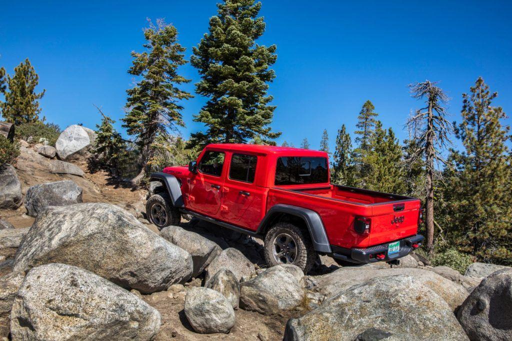 2021 Jeep Gladiator 13