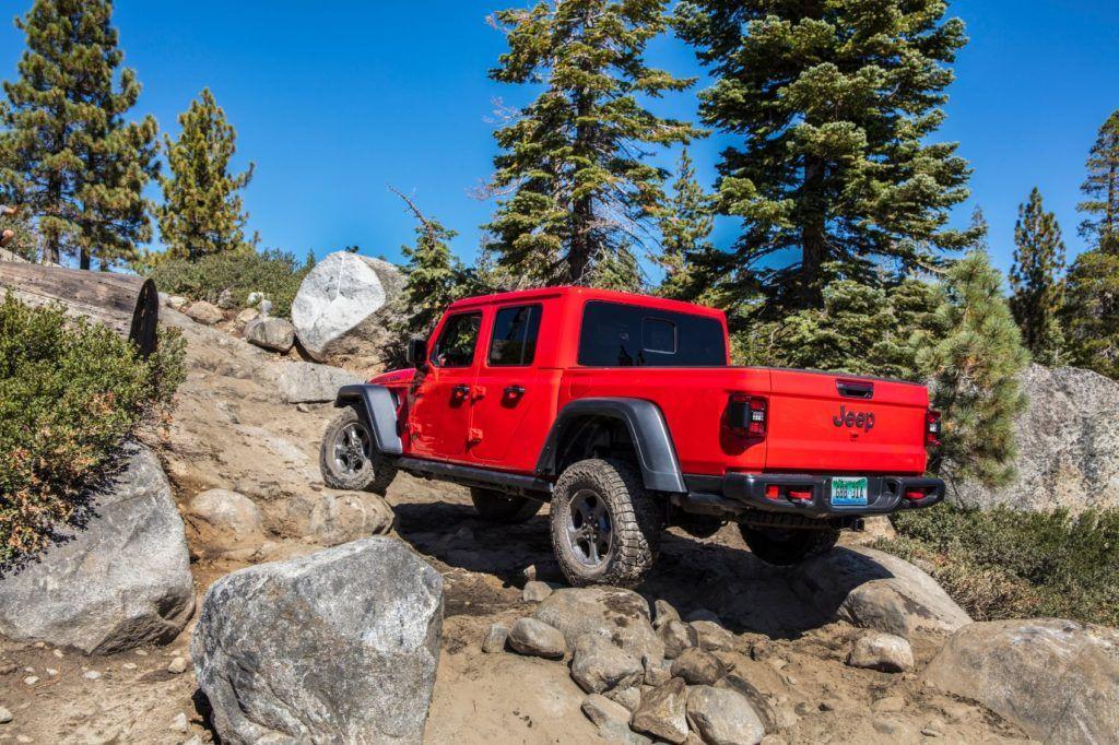 2021 Jeep Gladiator 14