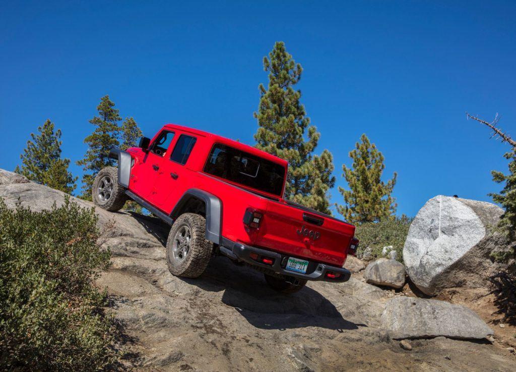 2021 Jeep Gladiator 15