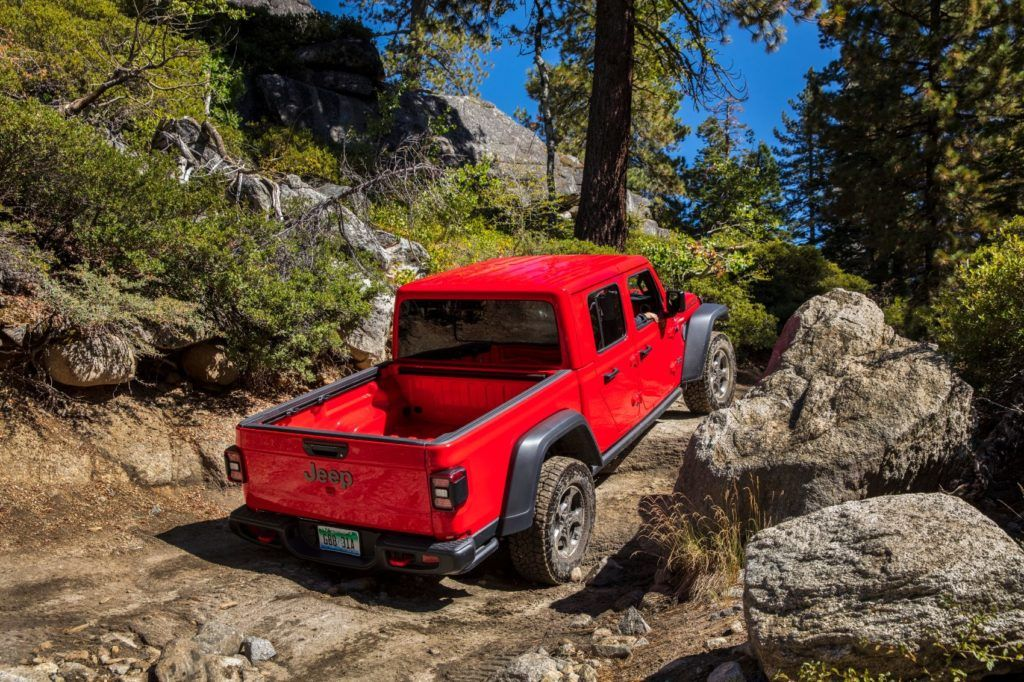 2021 Jeep Gladiator 2