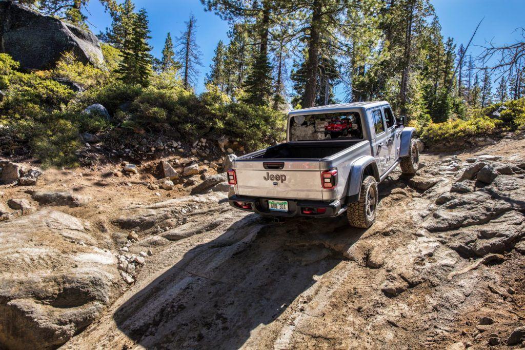 2021 Jeep Gladiator 4