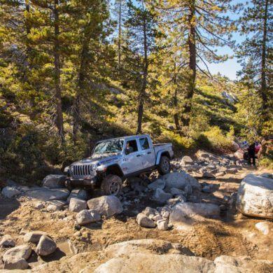 2021 Jeep Gladiator 7