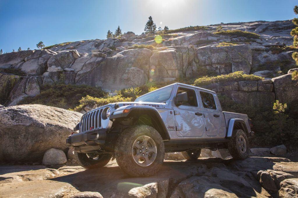 2021 Jeep Gladiator EcoDiesel.