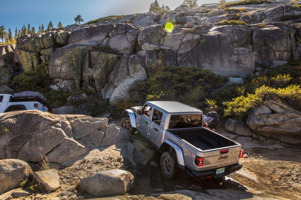 2021 Jeep Gladiator 9