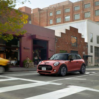 2021 MINI Coral Red Edition Hardtops 1