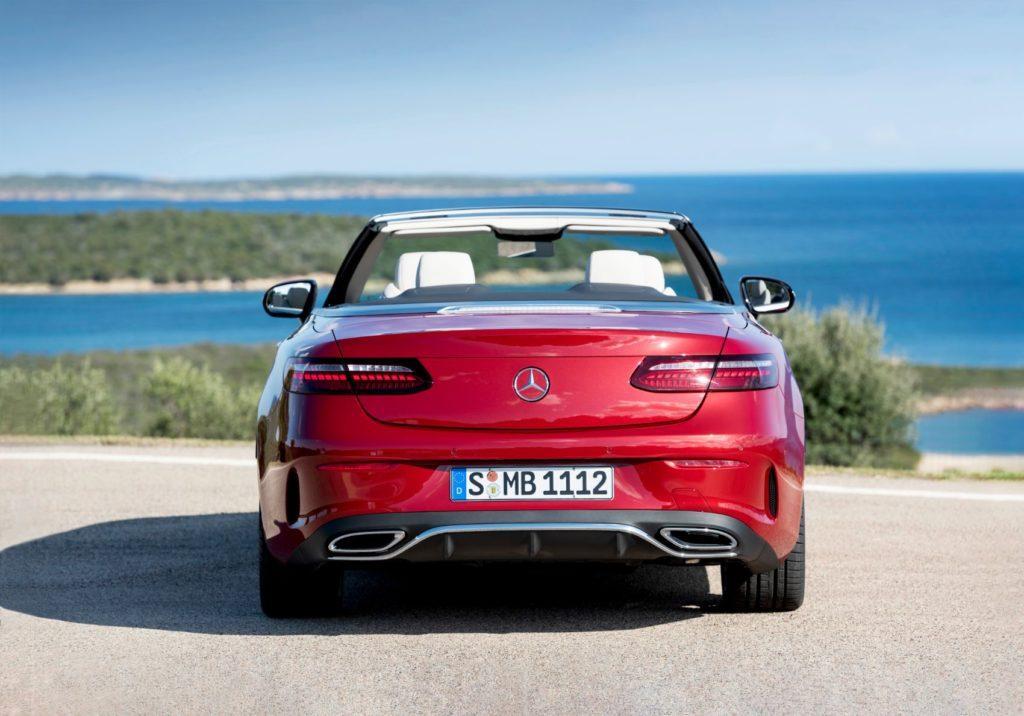 2021 Mercedes Benz E 450 4MATIC Cabriolet 14