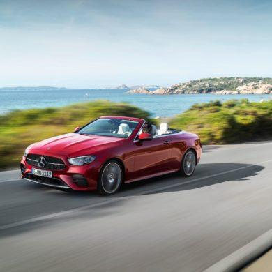 2021 Mercedes Benz E 450 4MATIC Cabriolet 2