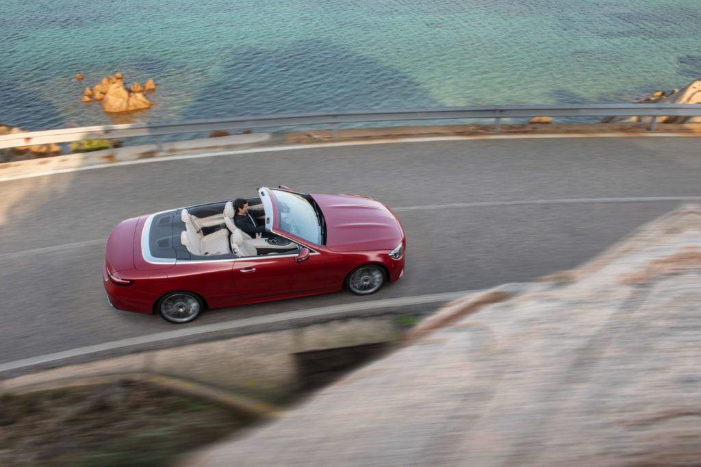 2021 Mercedes Benz E 450 4MATIC Cabriolet 23