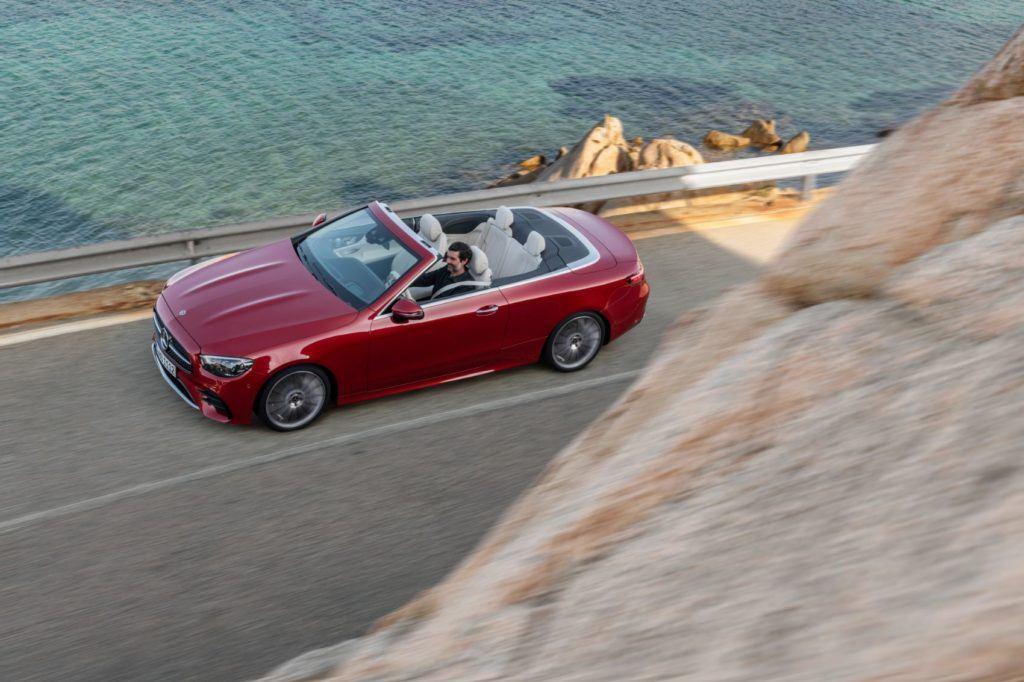 2021 Mercedes Benz E 450 4MATIC Cabriolet 24