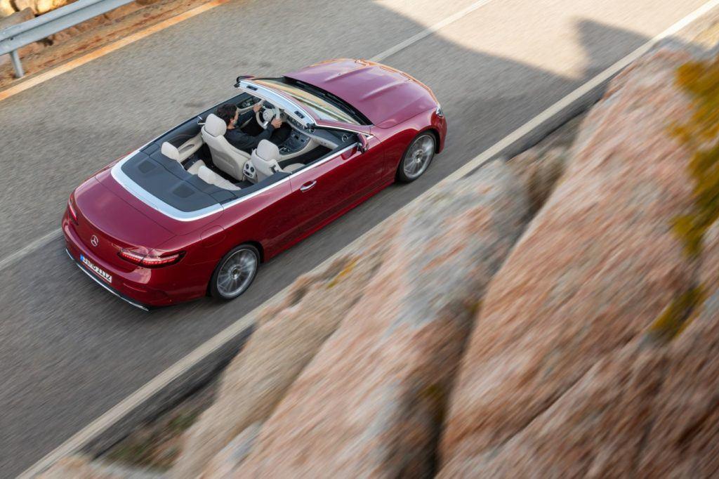 2021 Mercedes Benz E 450 4MATIC Cabriolet 25