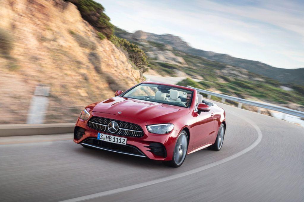 2021 Mercedes Benz E 450 4MATIC Cabriolet 6
