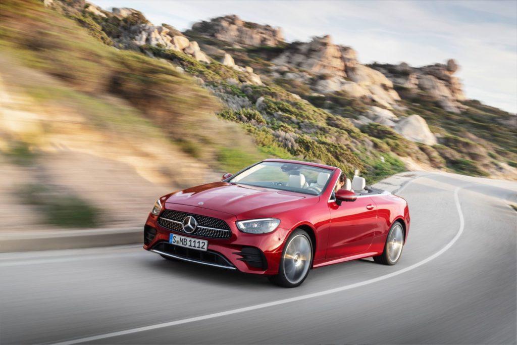 2021 Mercedes Benz E 450 4MATIC Cabriolet 7