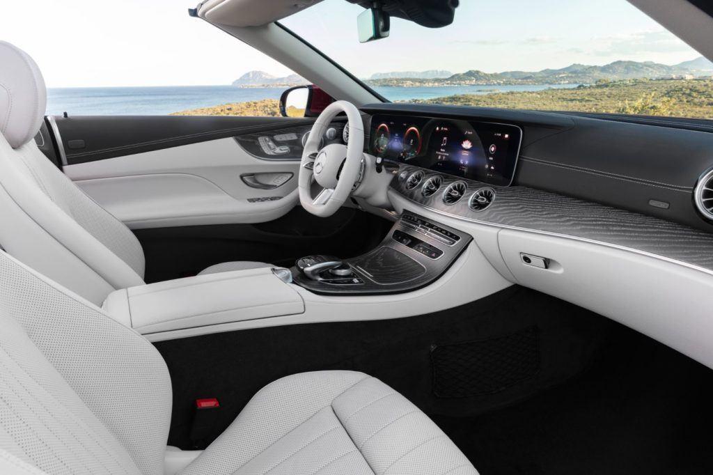 2021 Mercedes Benz E 450 4MATIC Cabriolet 8