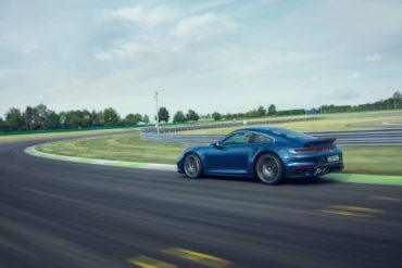 2021 Porsche 911 Turbo 6