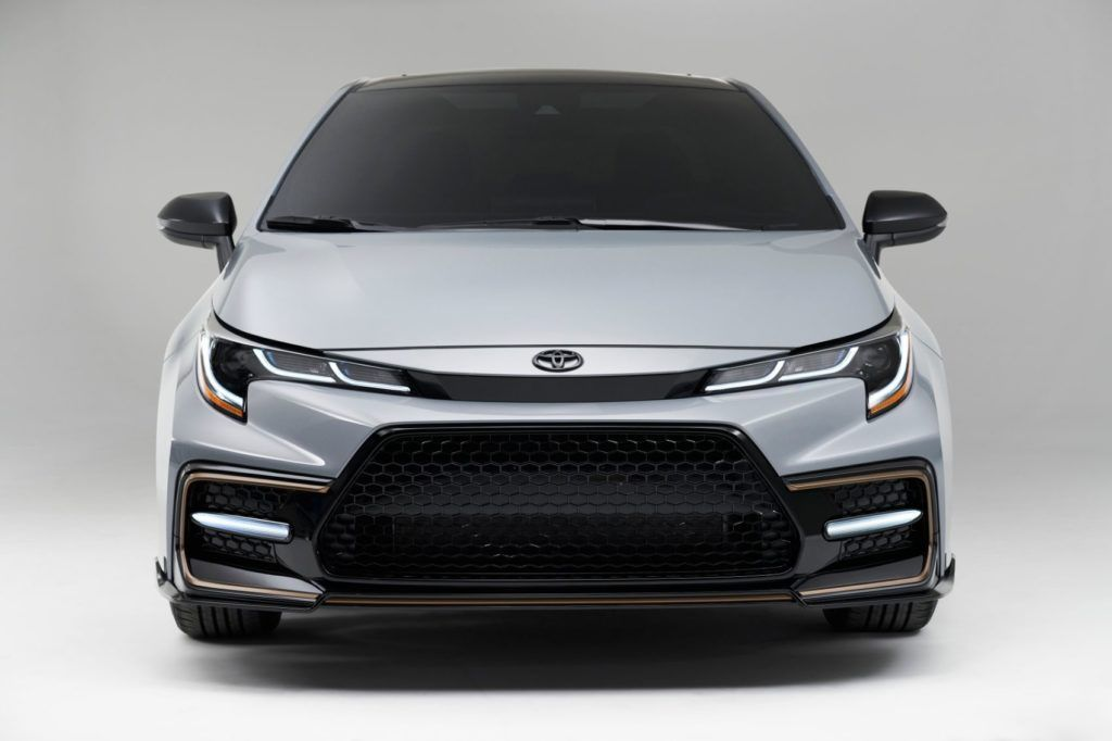 2021 Toyota Corolla Apex 1
