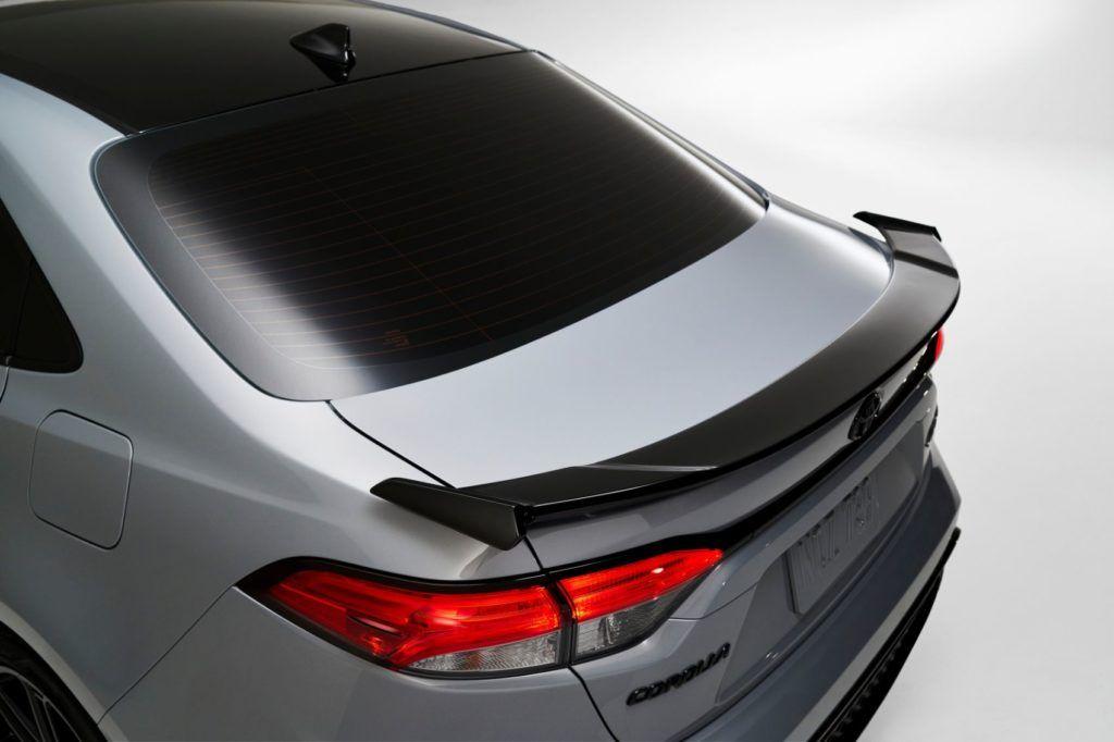 2021 Toyota Corolla Apex 2