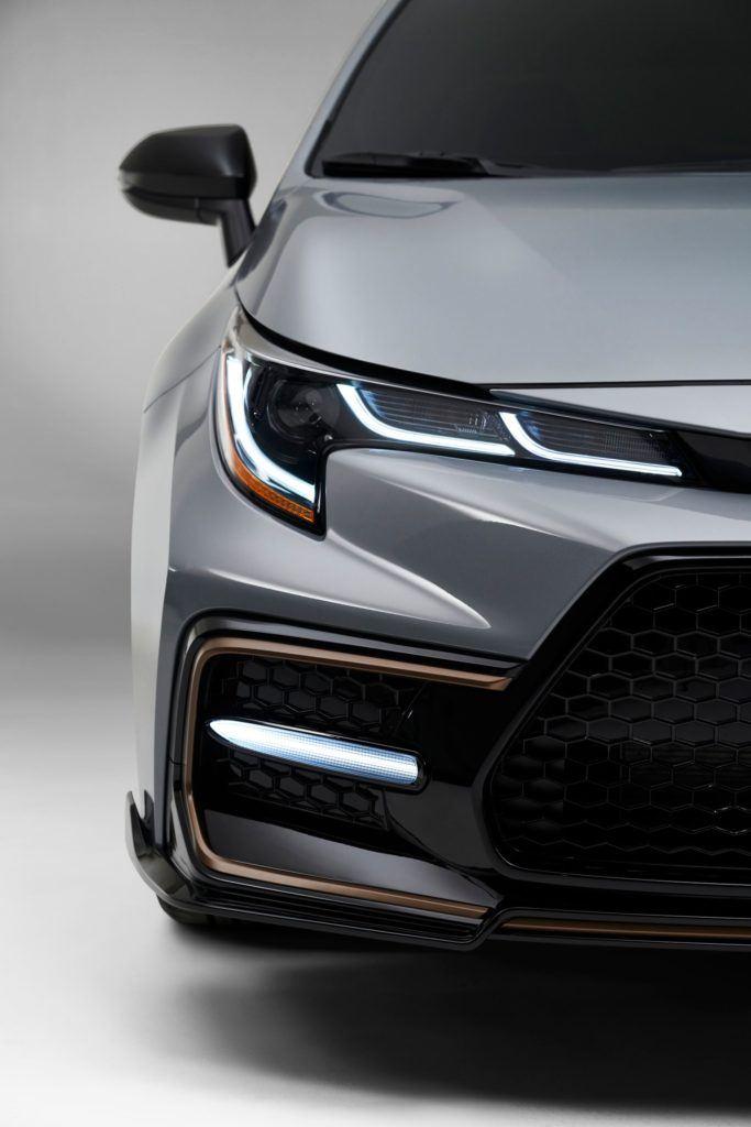 2021 Toyota Corolla Apex 8