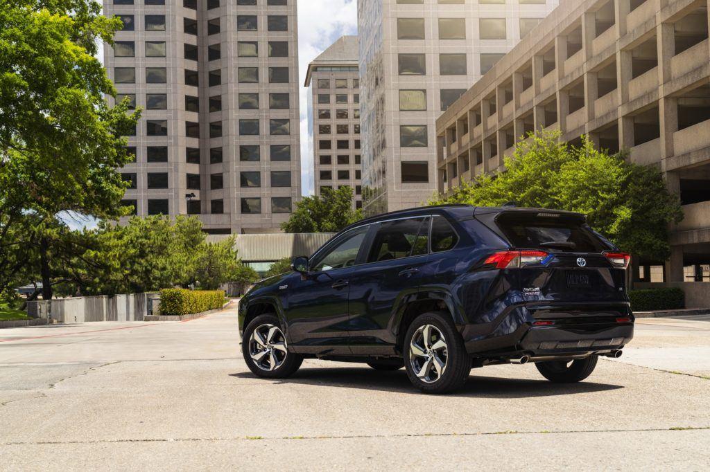 2021 Toyota RAV4 Prime SE