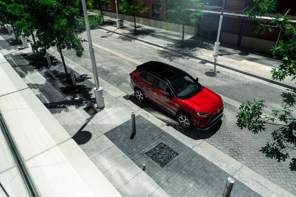 2021 Toyota RAV4 Prime XSE.