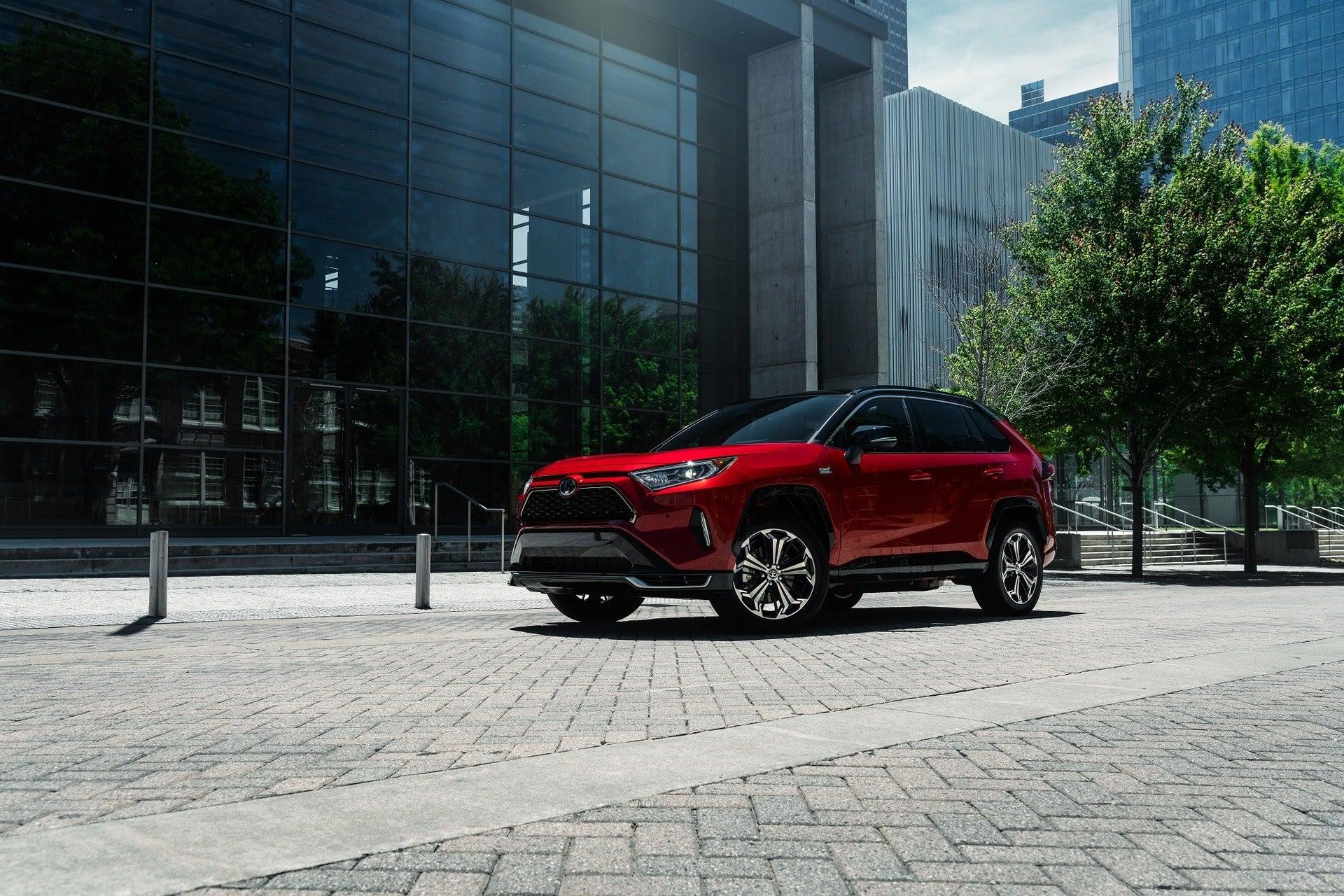 2021 Toyota RAV4 Prime XSE 3