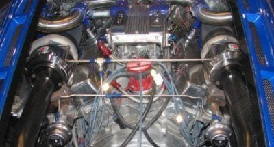 Barabus engine london 1