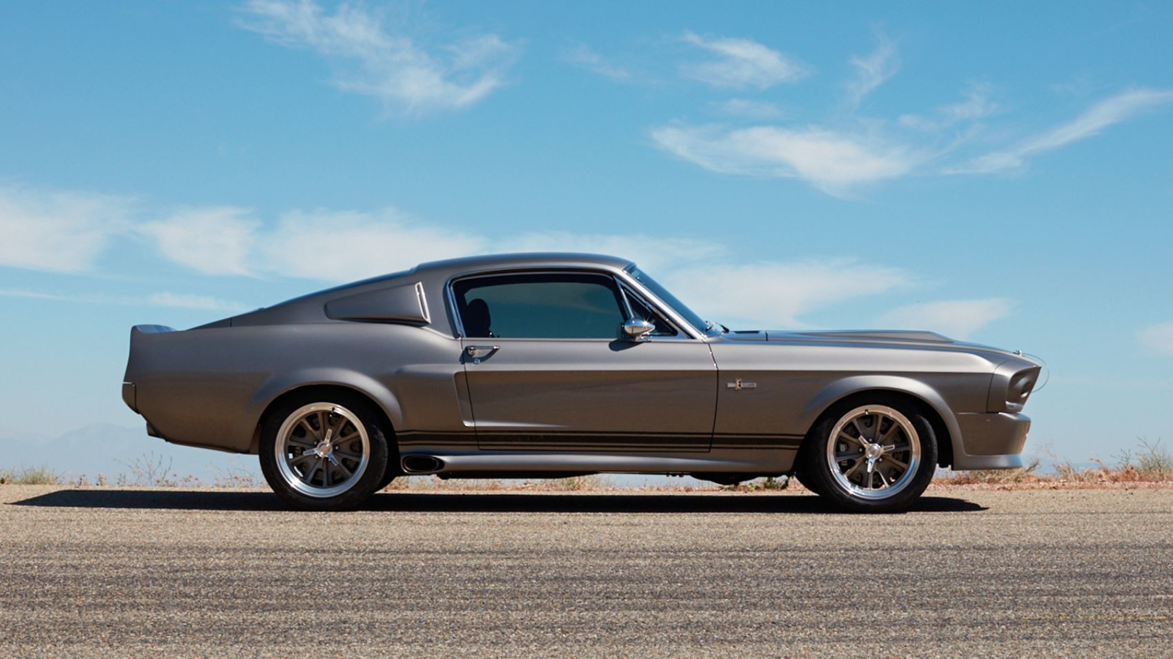 1967 Ford Mustang Eleanor Original Price