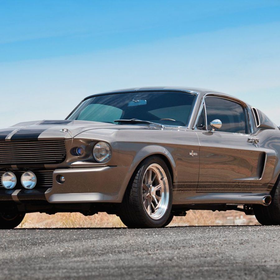 Ford Mustang Eleanor Omaze 2