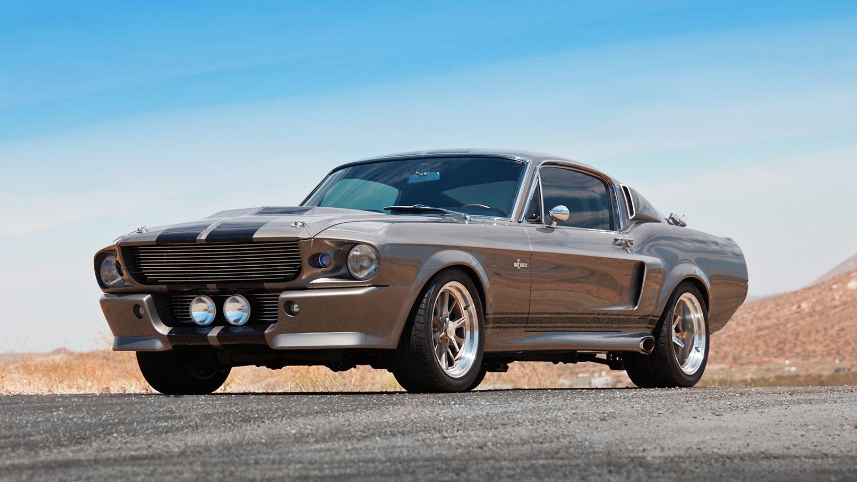 Mustang Eleanor 1967 A Vendre