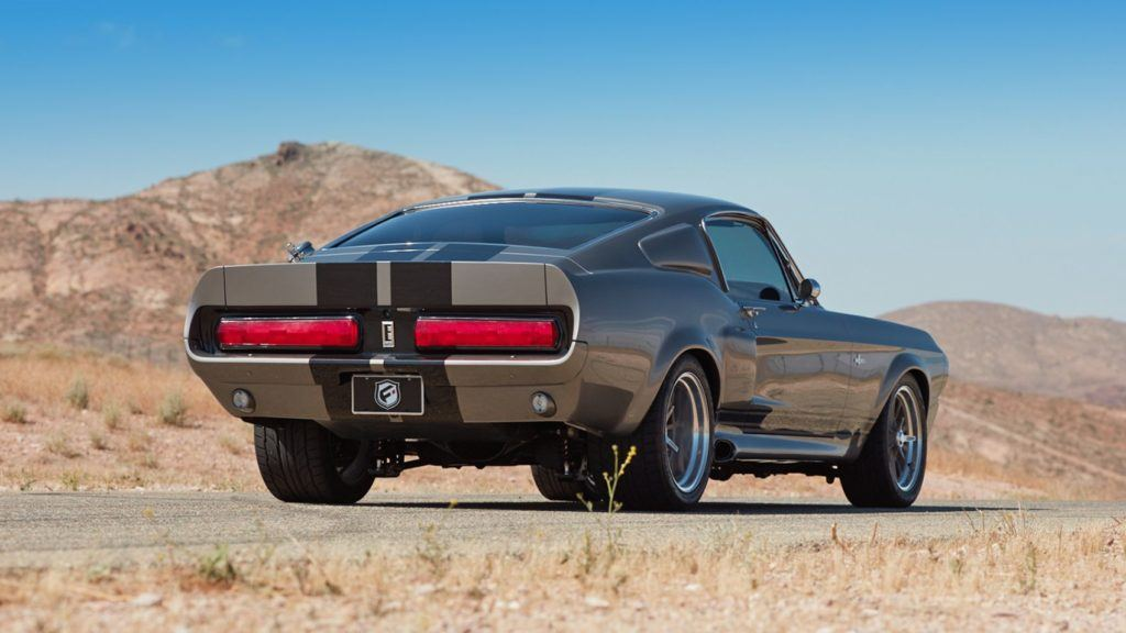 Ford Mustang Eleanor Omaze 3