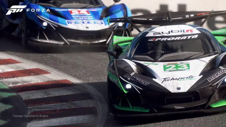 Forza Motorsport for Xbox Series X Announced: Looks Like Real Life
