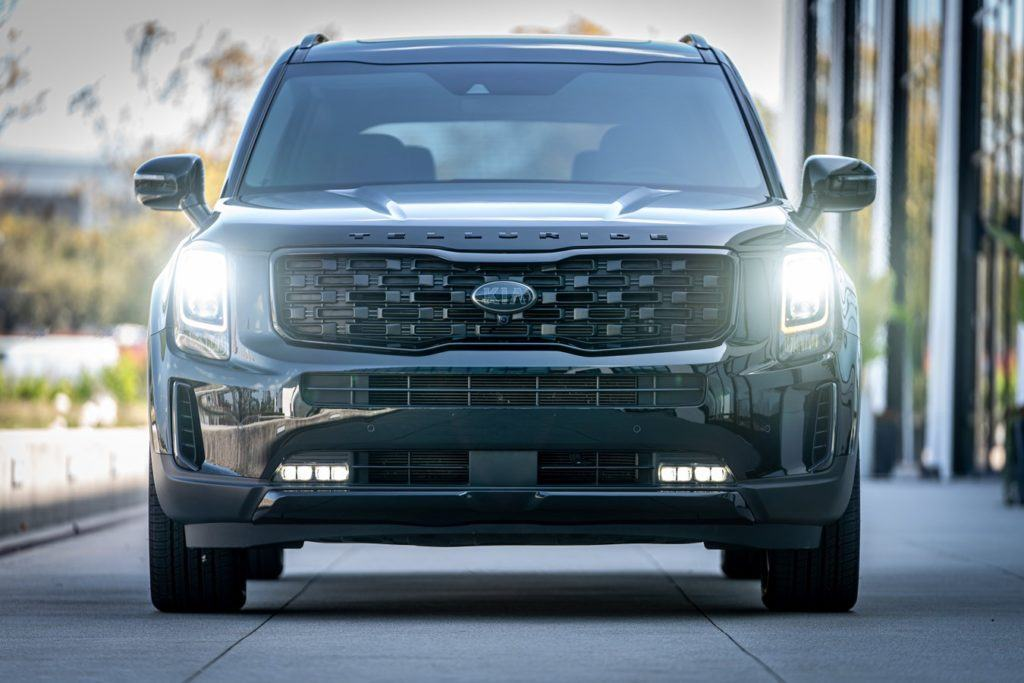 Kia Telluride Nightfall Edition