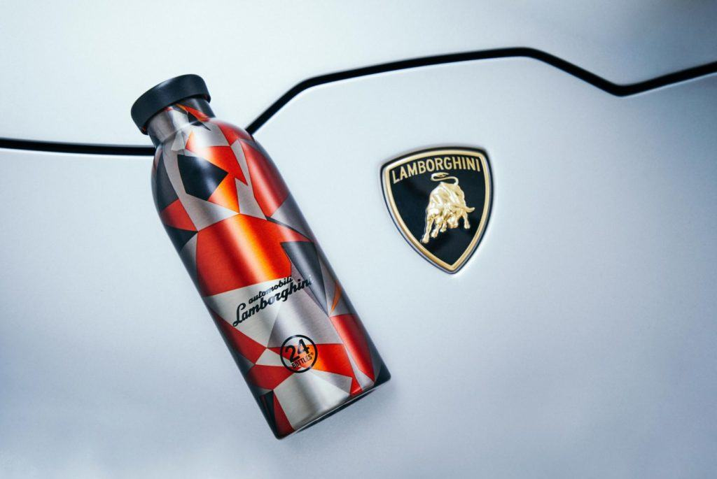 Lamborghini Water Bottle