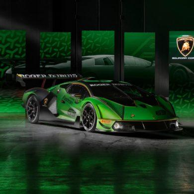 Lamborghini Essenza SCV12 2