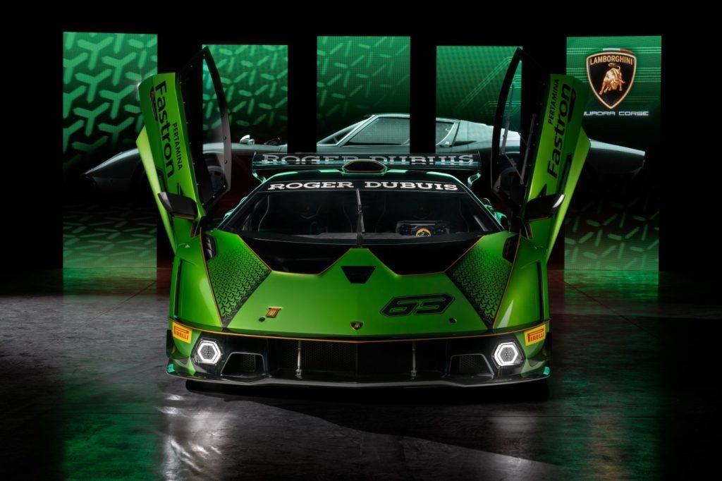 Lamborghini Essenza SCV12.