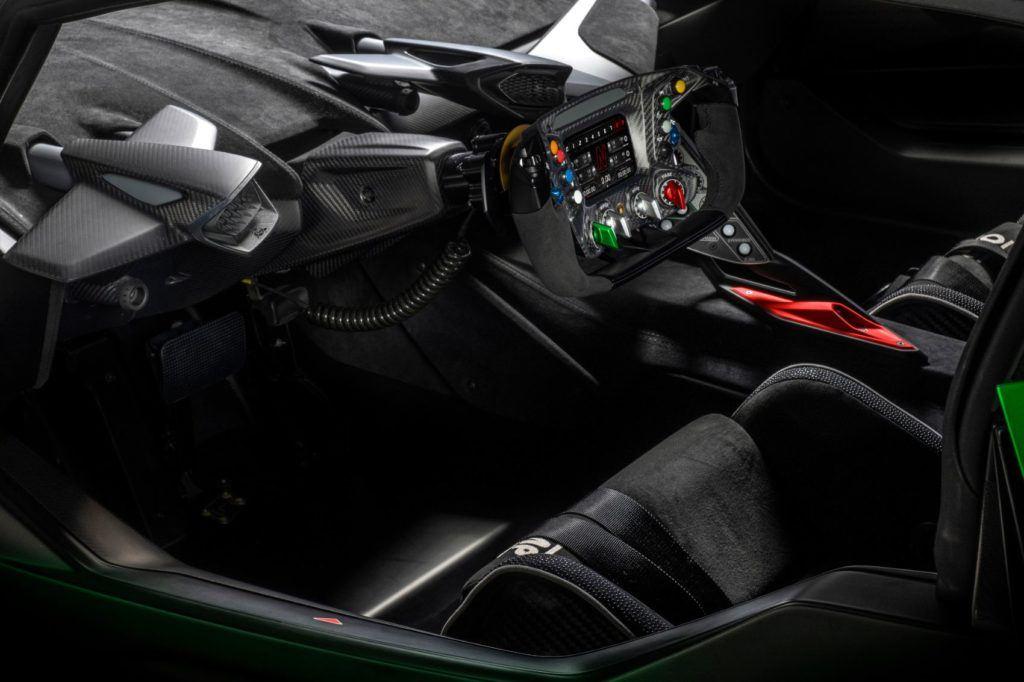 Lamborghini Essenza SCV12 4