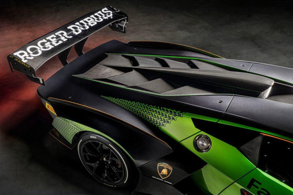 Lamborghini Essenza SCV12 5
