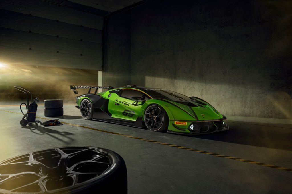 Lamborghini Essenza SCV1