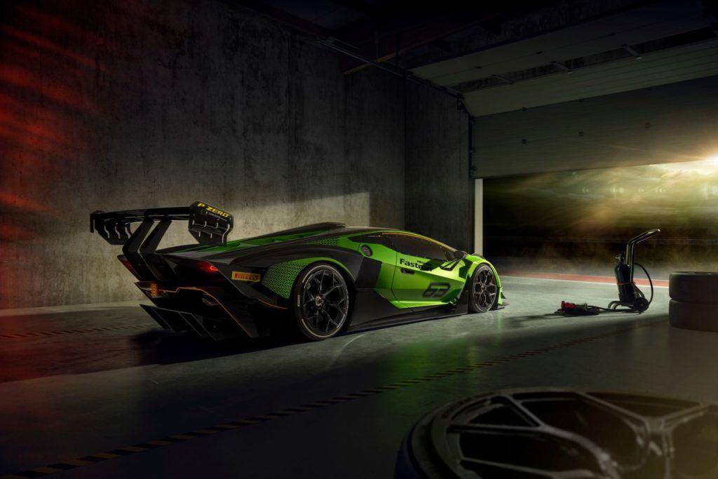 Lamborghini Essenza SCV12 9