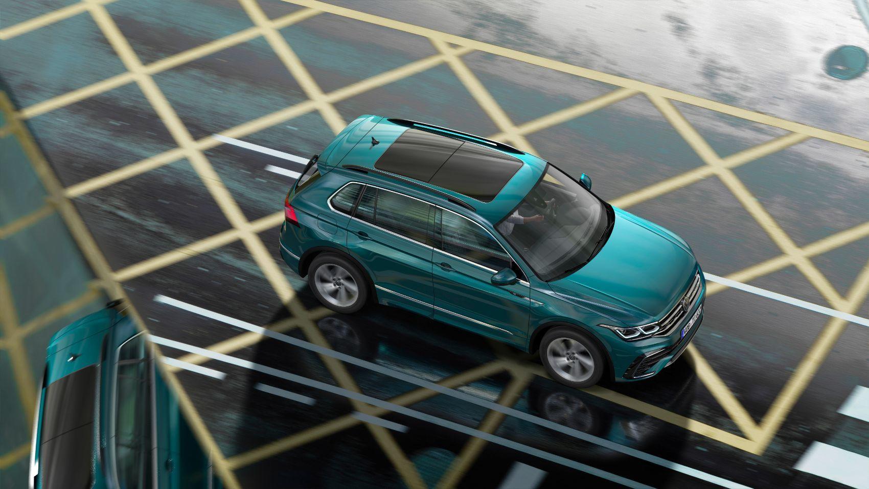 VW European Tiguan 13