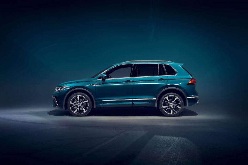 2022 VW Tiguan