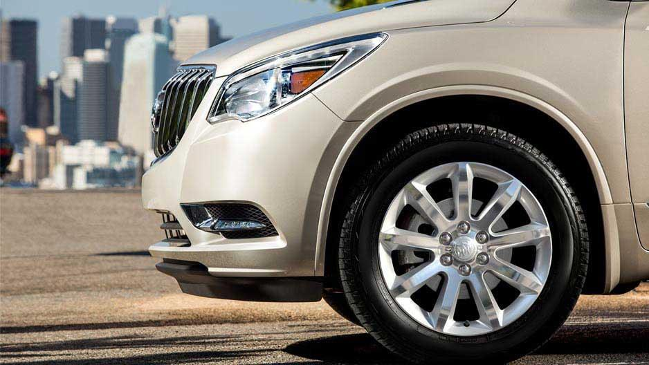 powertrain warranty buick enclave