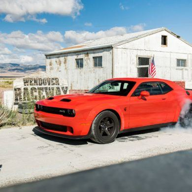 2020 Dodge Challenger SRT Super Stock 1