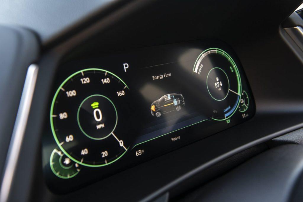 2020 Hyundai Sonata Hybrid 2