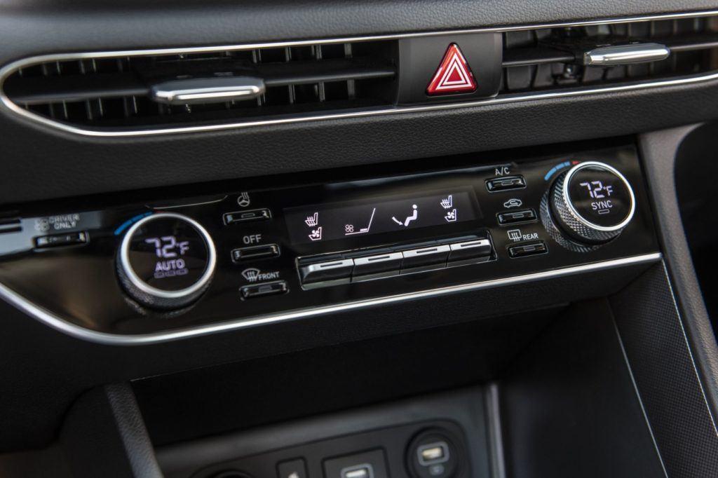 2020 Hyundai Sonata Hybrid 4
