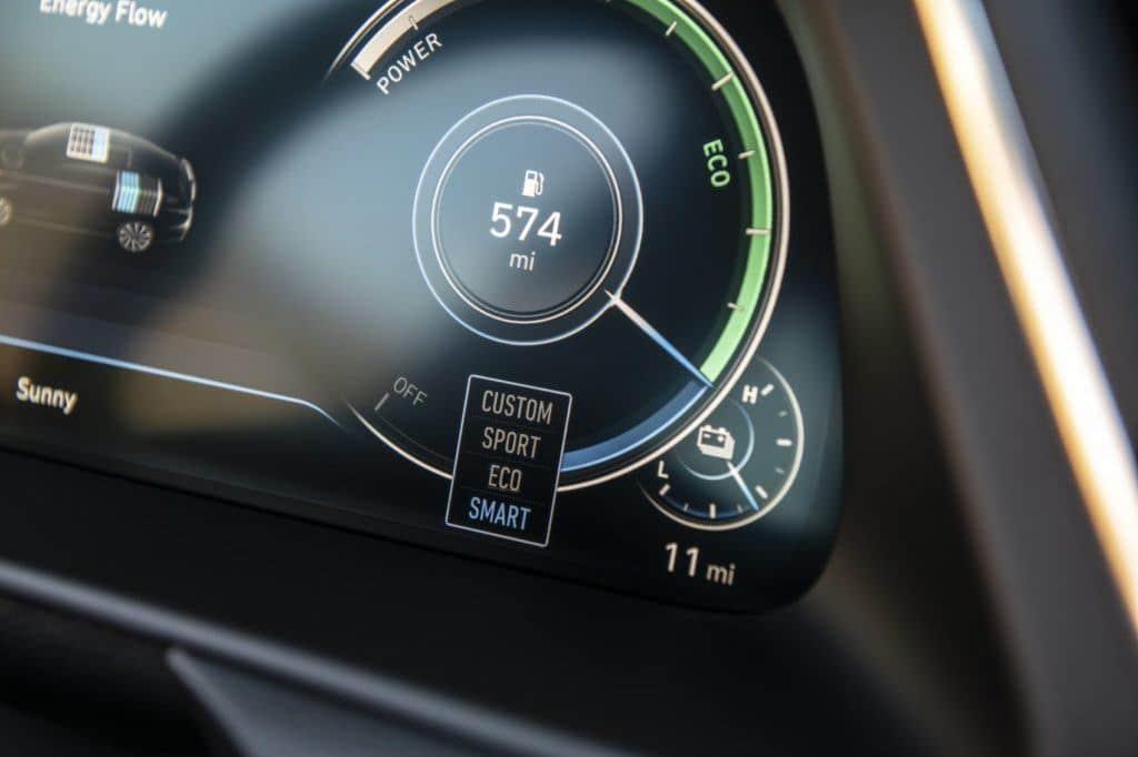 2020 Hyundai Sonata Hybrid 5