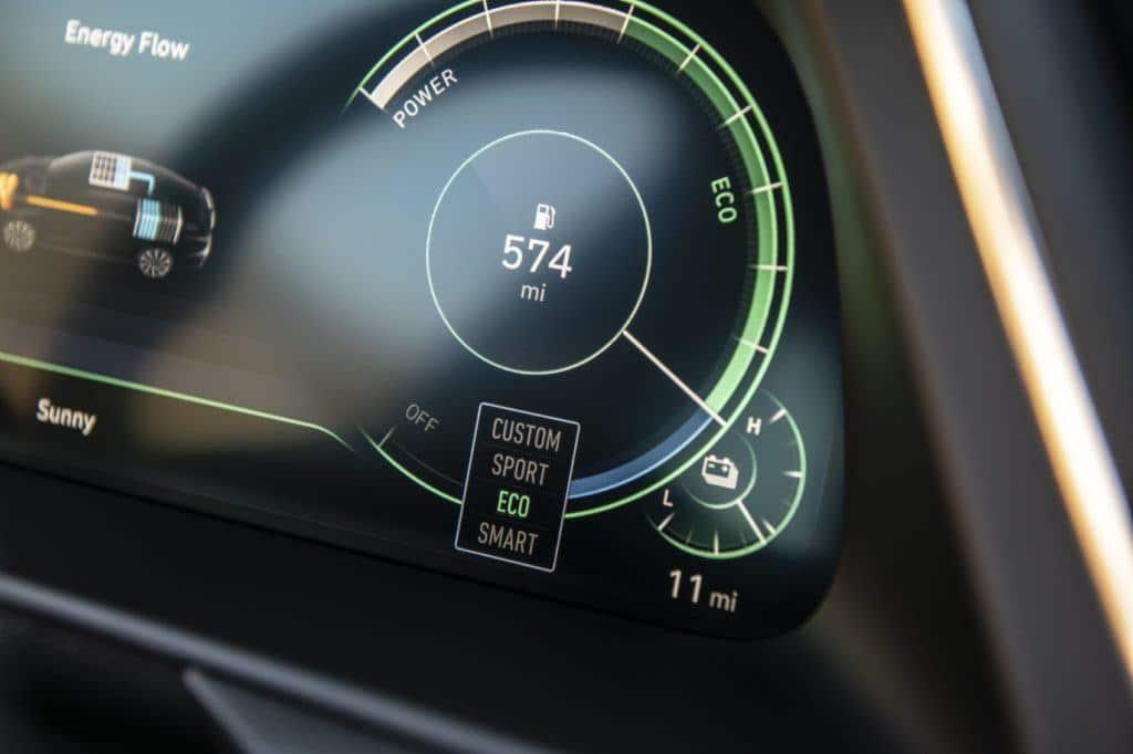 2020 Hyundai Sonata Hybrid 6